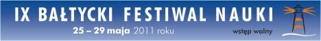 Banner festiwalu