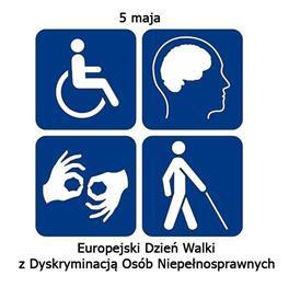 Dzień Walki z Dyskryminacją Osób Niepełnosprawnych